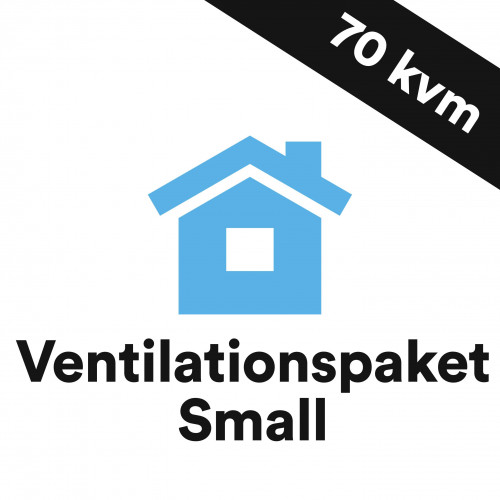 Ventilationspaket Small