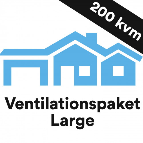 Ventilationspaket Large